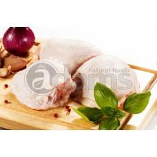 Organic Chicken Thighs(Bone-In)