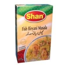 Shan Fish Biryani Masala