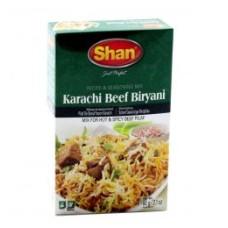 Shan Karachi Beef Biryani Masala